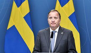 Szwecja. Premier Stefan Loefven po przegranym wniosku o wyrażenie wotum nieufności