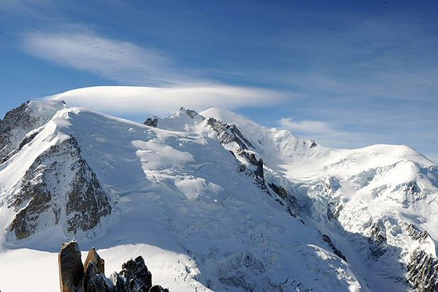 Masyw Mont Blanc