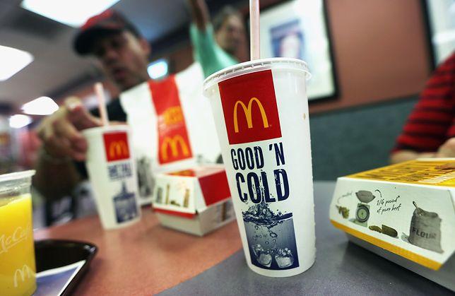 Największa transakcja McDonald's od lat