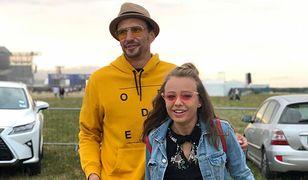 Tata Oliwii Bieniuk z okazji urodzin opublikował post dla córki.