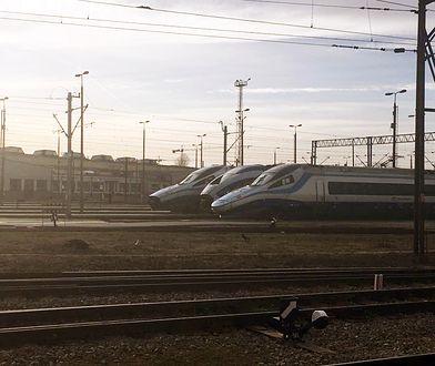 Najcenniejsze pociągi PKP, warte 700 mln zł, są unieruchomione