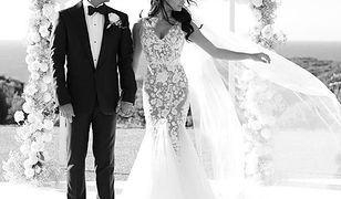 Michał Malitowski z żoną w luksusowej podróży poślubnej. Pokazali pierwsze zdjęcia