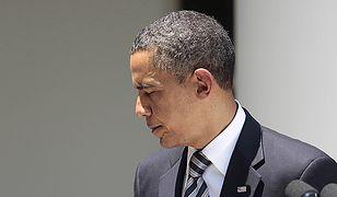 Obama w New Jersey zapewnia o pomocy po huraganie Irene