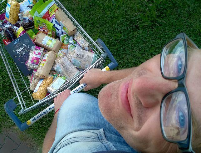 Marcin Galicki z FoodRentgen.