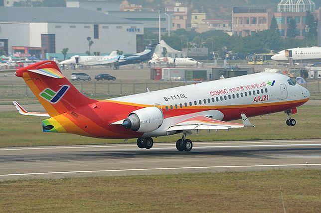 Chińczycy chcą pobić Airbusa i Boeinga: ARJ21-700 i C919