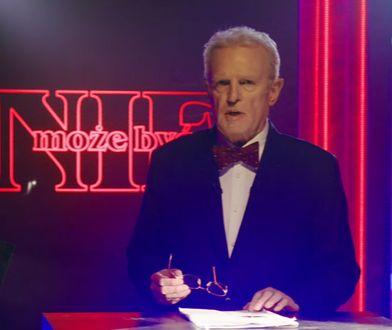 """Maciej Trojanowski w stylizowanym na program """"Nie do wiary"""" zwiastunie """"Stranger Things 3"""""""