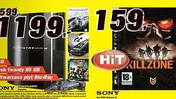 Promocja na PS3 w poznańskim Media Expert