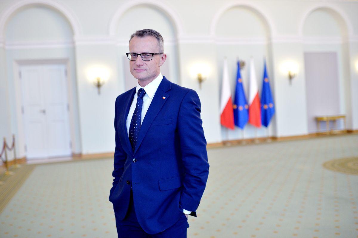 Rezygnacja rzecznika prezydenta. Marek Magierowski odchodzi