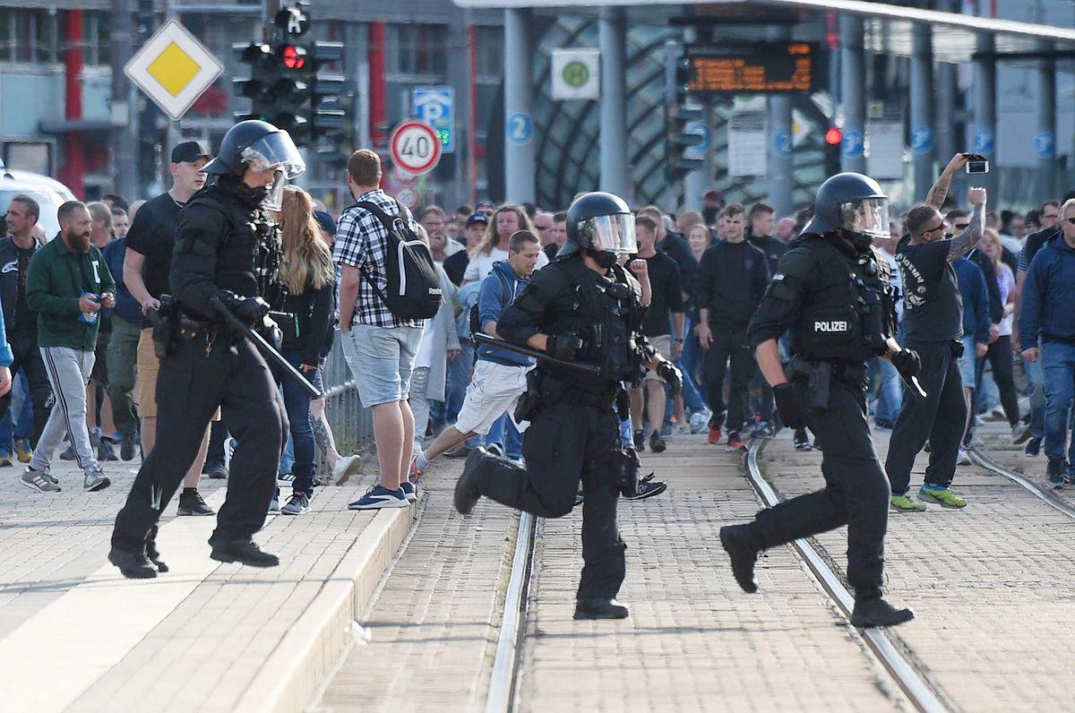 Zabójstwo w Chemnitz. Podejrzany Irakijczyk miał być deportowany