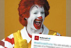 McDonald's wyśmiał prezydenta