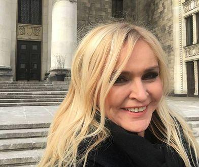 Monika Olejnik słynie z zamiłowania do drogich ubrań