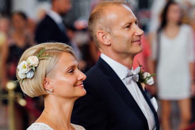 Magdalena Wałęsa z mężem będą mieć syna. Chcą dać mu na imię Lech
