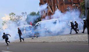 Marsz Równości w Białymstoku. Julia Wieniawa, Sara Boruc i inne gwiazdy reagują