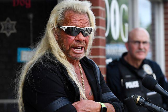 """Duane Chapman z """"Dog The Bounty Hunter"""" ofiarą oszustwa """"na szejka""""."""