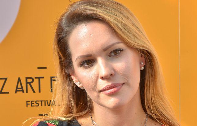 Julia Oleś była ostatnią partnerką Kamila Durczoka.