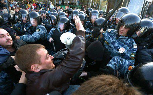Szereg nowych uprawnień gwardii Putina