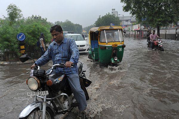 Katastrofalna lawina błotna w Indiach