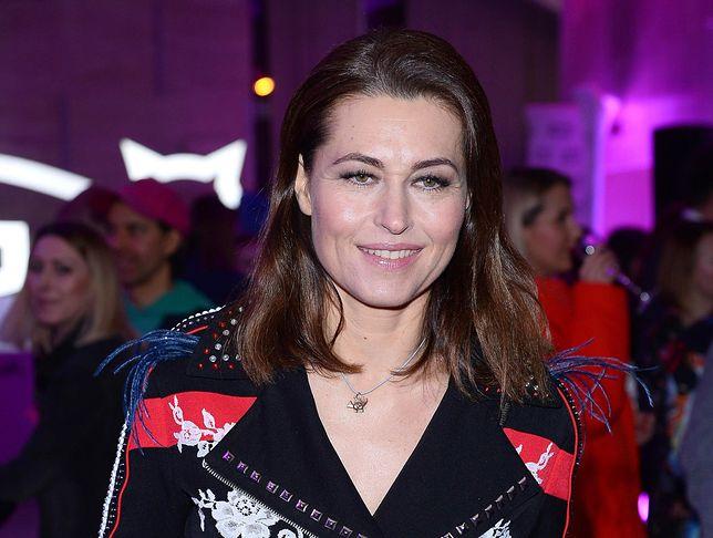 Beata Sadowska zachwyca swoją figurą