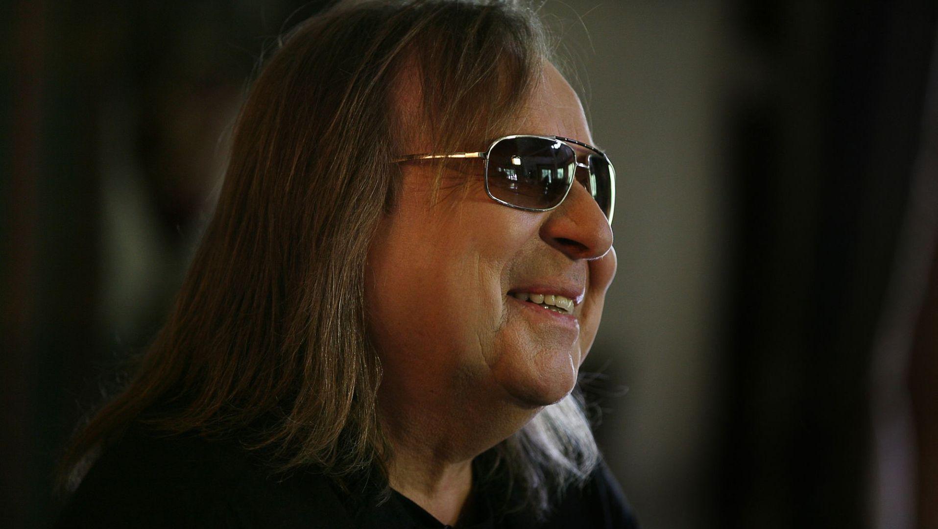 Romuald Lipko. Cierpiał na raka, ale gdy grał koncerty, mniej go bolało...