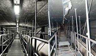 """Most Północny ogołocony przez złomiarzy. """"Tak wygląda nadzór po pożarze Łazienkowskiego"""""""
