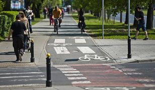 Dobra wiadomość dla rowerzystów. Nowa trasa połączy Warszawę z Ząbkami