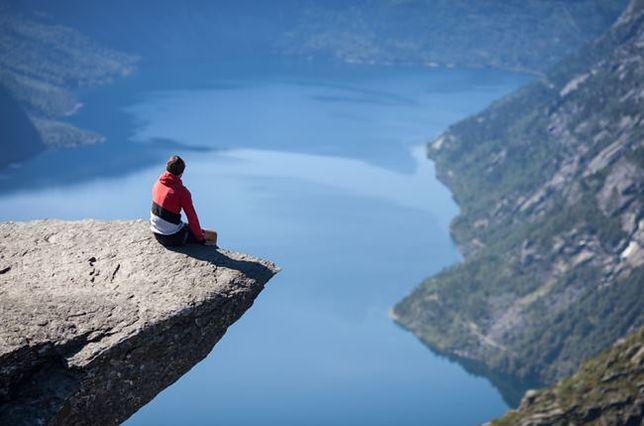 Wyprawa na Język Trolla, Norwegia