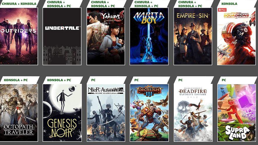 Parada hitów dołącza do Xbox Game Pass