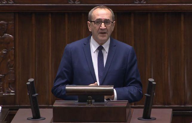 """Wiceminister rolnictwa ostro o parlamentarzystach. """"Świńska opozycja"""""""