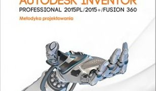 Autodesk Inventor Professional 2015PL/2015+/Fusion/Fusion 360 z CD-ROM