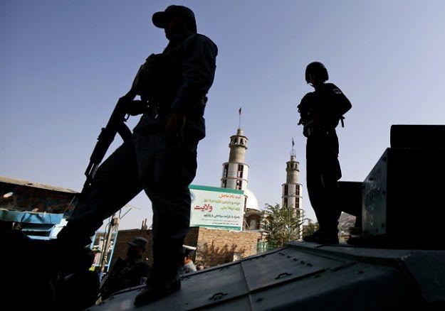Śmigłowiec rozbił się podczas lądowania w bazie NATO w Kabulu