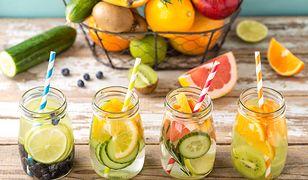 Owoce i warzywa, które nawadniają organizm