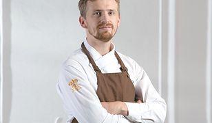 Marcin Popielarz reprezentuje Polskę w konkursie San Pellegrino Young Chef.