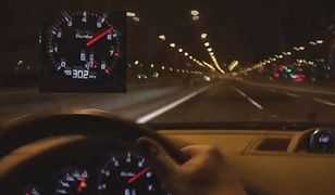 """Ponad 300 km/h po S79. """"Pozdrowienia dla Bogusia z M3"""""""