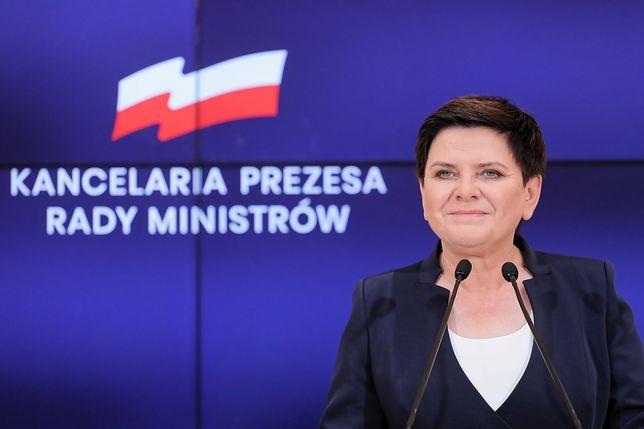 Z Kancelarii Premiera odchodzą współpracownicy Beaty Szydło