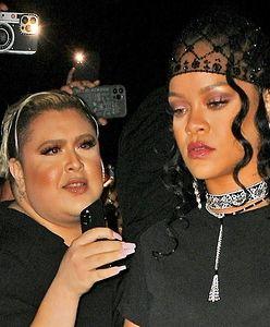 Drapieżna Rihanna na MET Gali. Odsłoniła pośladki