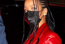 Rihanna już tak nie wygląda! Pokazała się w nowej fryzurze