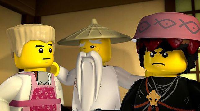 Ninjago - mistrzowie spinjitzu - bajka online w TV - odcinki - gdzie obejrzeć