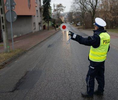 Śląskie. Karkołomna ucieczka ulicami powiatu bielskiego. Udany pościg za pijanymi kierowcami