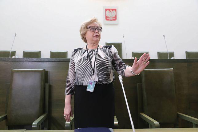 Od 2014 roku pierwszą prezes Sądu Najwyższego jest Małgorzata Maria Gersdorf