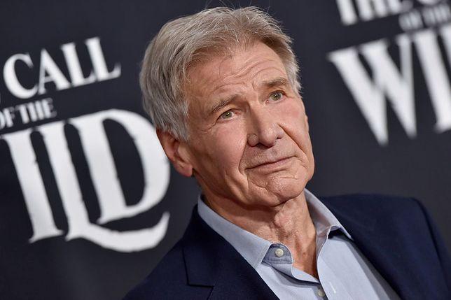 Harrison Ford nie odpuszcza. Mógłby już zagrać pradziadka Indiany Jonesa