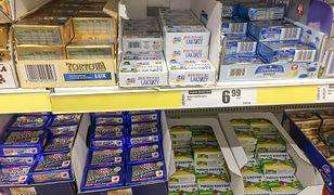 Ceny masła rosną. Mogą przekroczyć nawet 10 zł za kostkę