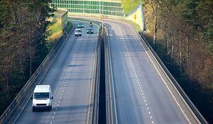 Zmiana organizacji ruchu na A1 w Gliwicach