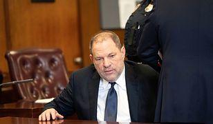 """Kolejna kobieta oskarża Weinsteina. """"Sędziowie nigdy czegoś takiego nie słyszeli"""""""
