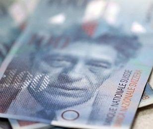 Bank centralny Szwajcarii z rekordową stratą w 2015 roku