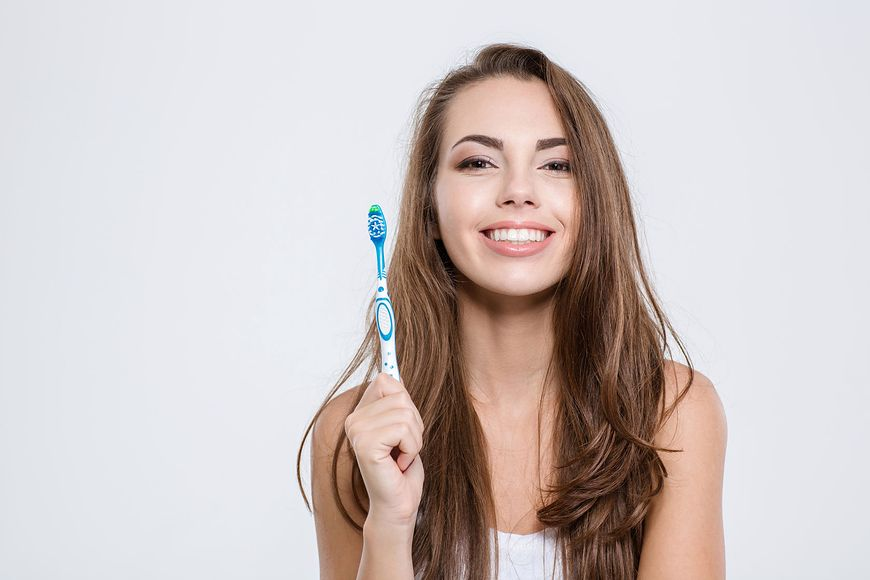 Szczoteczka do zębów a higiena jamy ustnej