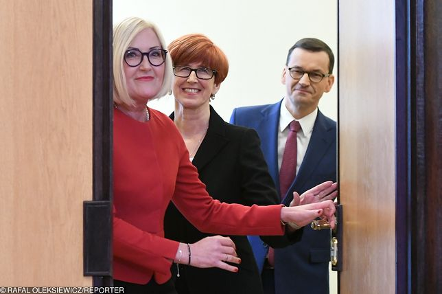 Mandaty do Parlamentu Europejskiego dla PiS, są w rękach Elżbiety Rafalskiej i Joanny Kopcińskiej