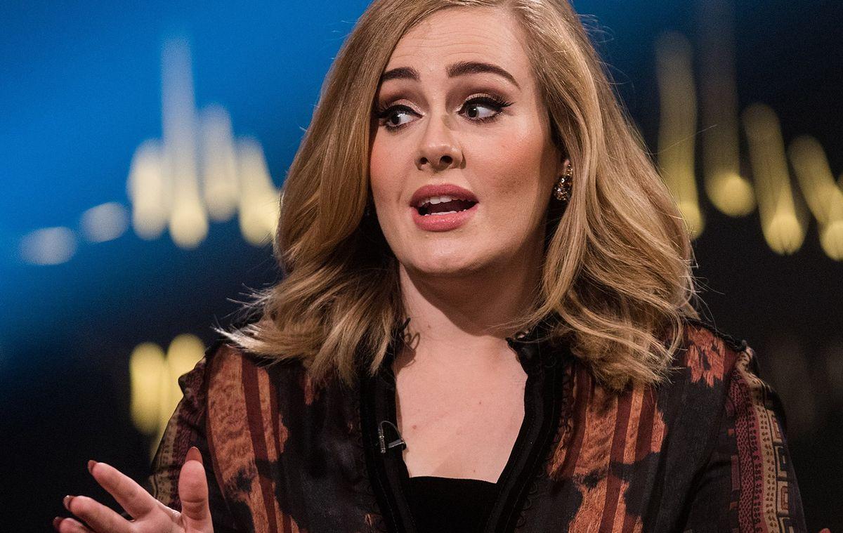 Adele po raz pierwszy od miesięcy dzieli się z fanami, co przeszła