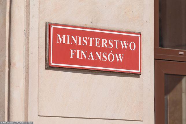 Ministerstwo Finansów ostrzega przed fałszywymi SMS-ami.