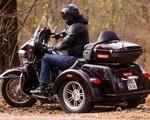 Harley Davidson Tri Glide Ultra Classic - lans trzeciego stopnia