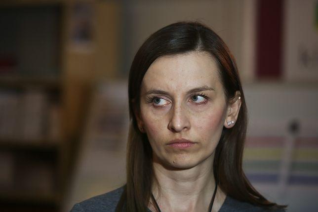 Społeczny Rzecznik Praw Mężczyzn chce odwołania dr Sylwii Spurek ze stanowiska.